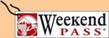 Sconti per Possessori di Cards WeekEndPass - Discounts for alls WeekEndPass Users!